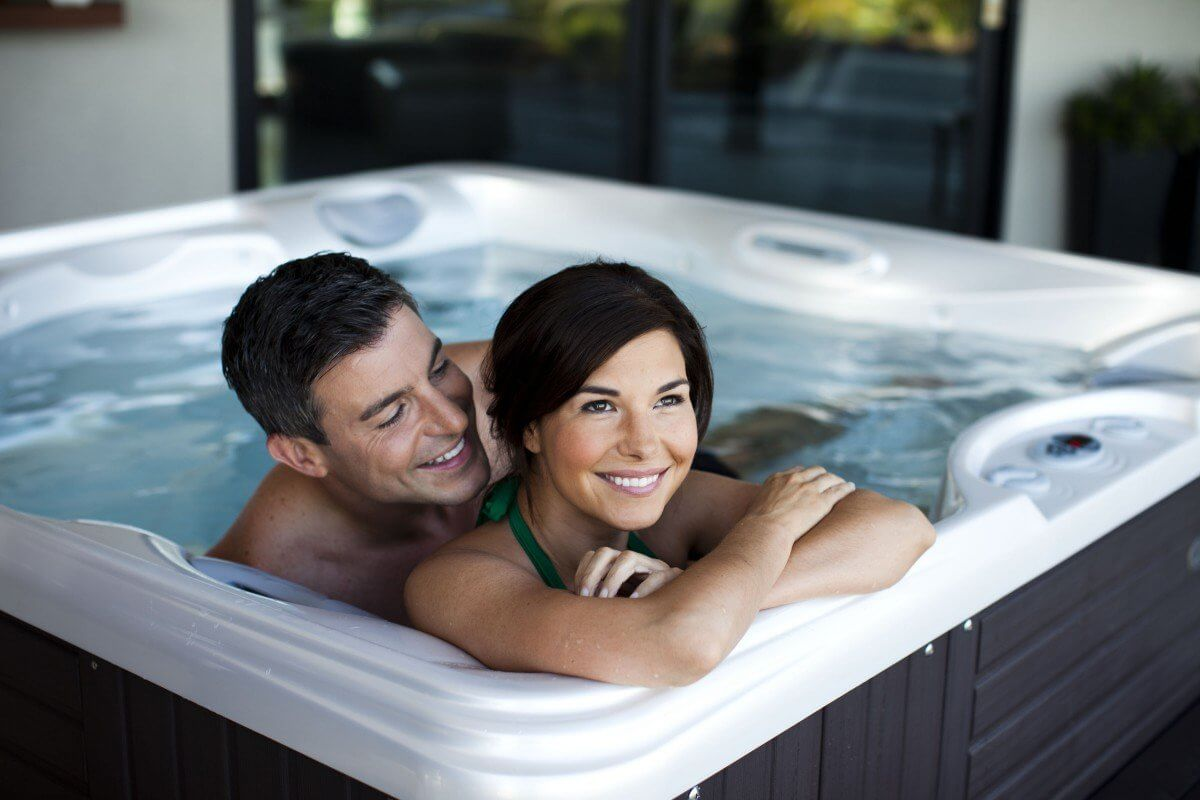 Hot Tub Relaxation and Hydrotherapy