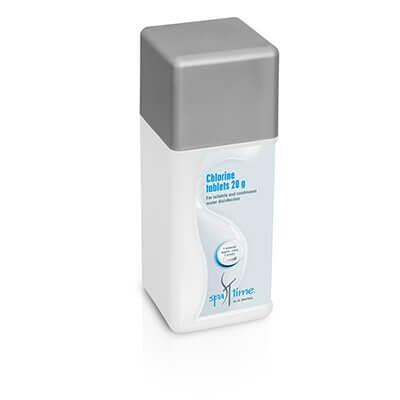 SpaTime Chlorine Tablets