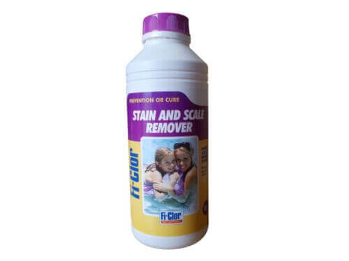 Fi-clor stain and Scale remover