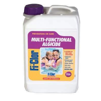 Fi-Clor multifunctional algicide