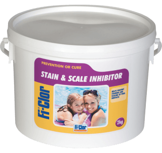 Fi-Clor Stain & Scale inhibitor