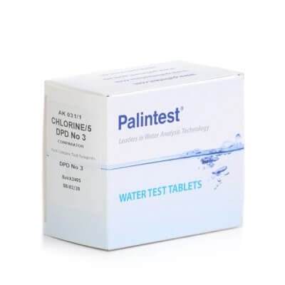 Palintest Test Tablets