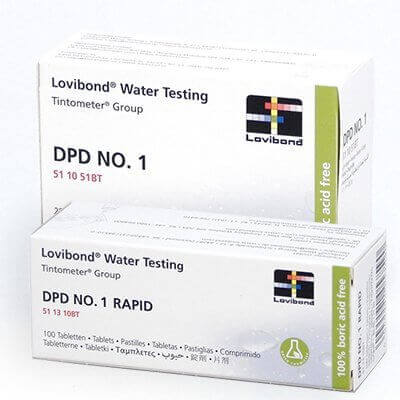 Lovibond Test Tablets