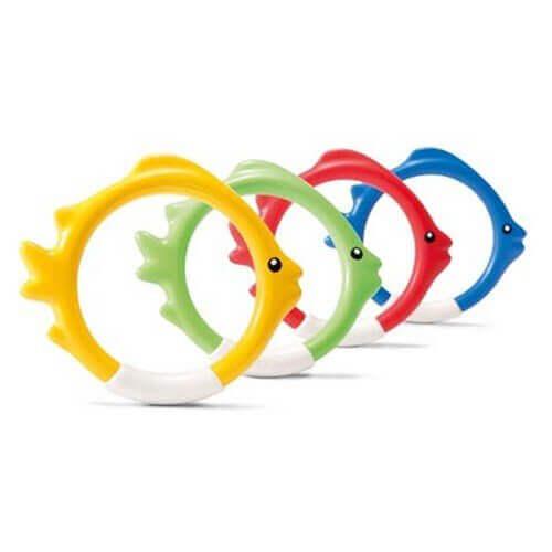 Intex Underwater Fish Rings