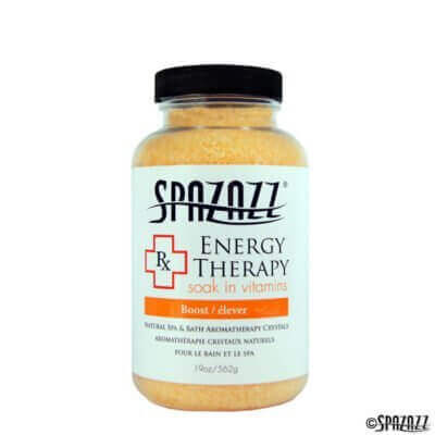 SPAZAZZ ENERGY THERAPY CRYSTALS