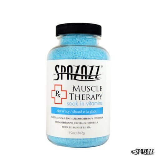 SPAZAZZ MUSCLE THERAPY CRYSTALS