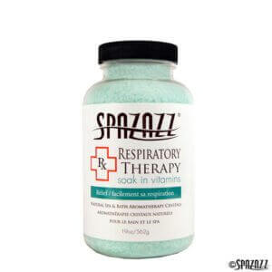 SPAZAZZ RESPIRATORY THERAPY CRYSTALS