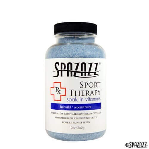 SPAZAZZ SPORT THERAPY CRYSTALS