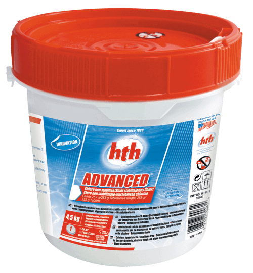 HTH Advanced Tablets