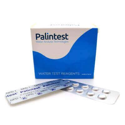 Palintest DPD 3 Tablets