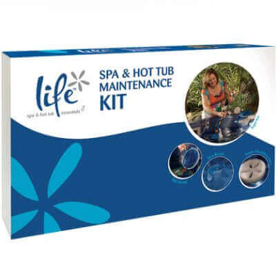 Hot Tub Maintenance Kit