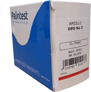 Palintest DPD No. 3 Tablets