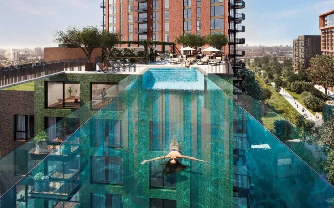 Unique Swimming Pool